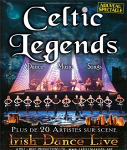 celtic legends à toulon