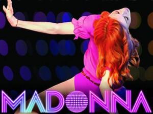 Madonna concert Marseille