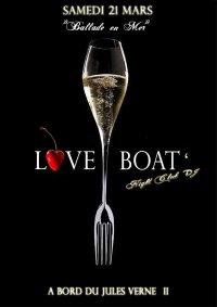 Soirée à Toulon - Love Boat le 21 mars