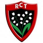 Le groupe du RCT pour la rencontre face à Perpignan