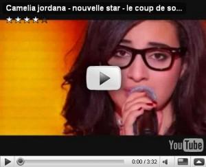 Vidéo de Camélia Jordana - Nouvelle Star