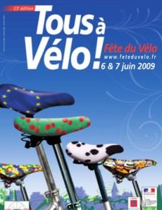 Fête du Vélo à Toulon le 6 juin 2009