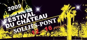 Festival du Chateau à Solliès Pont