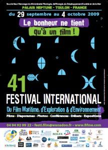 Découvrez le Festival International du Film Maritime de Toulon