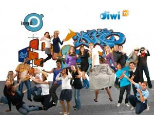 L'équipe de DIWI TV : la première web-tv étudiante