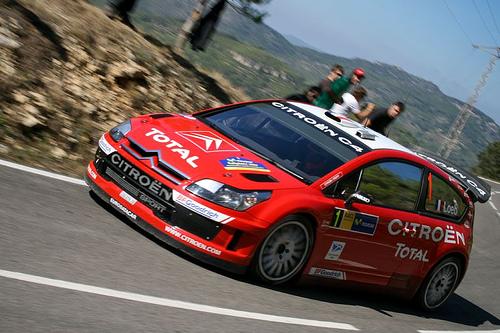 Rallye du Var 2011