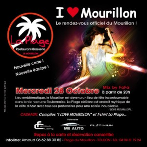 Soirée I Love Mourillon