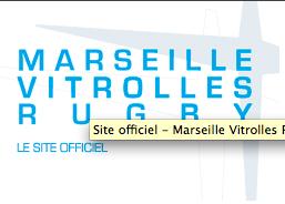 Marseille Vitrolles au Vélodrome contre la Seyne