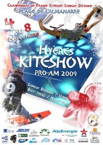 7ème édition du Hyères Kite Show