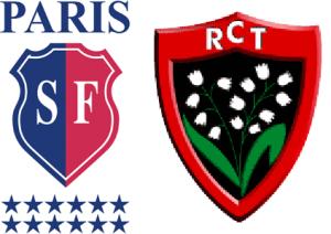 Match Stade Francais RCT