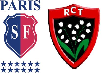 STADE FRANCAIS RCT au Stade de France