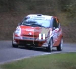 Vidéo du Rallye du Var 2009