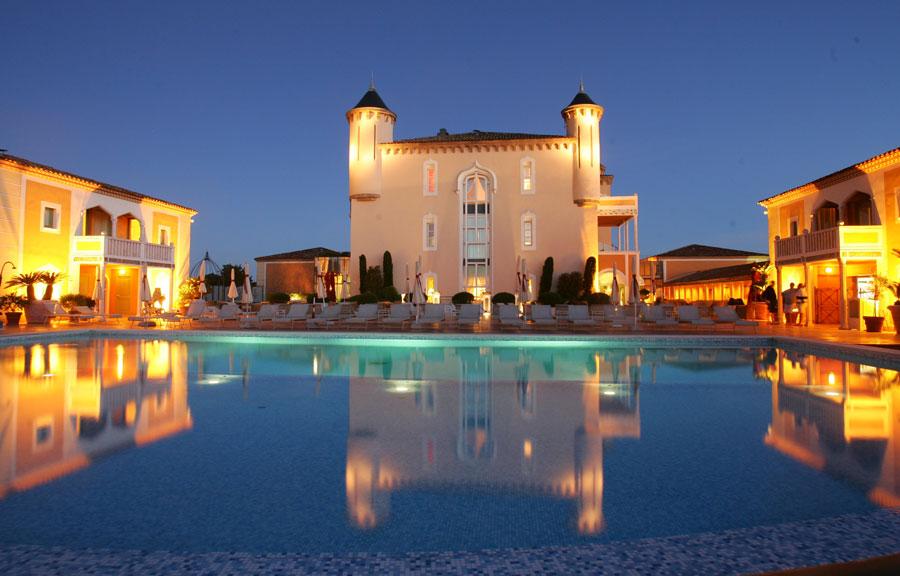 4 h tels recoivent une 5 me toile dans le var toulon for Hotels 5 etoiles marrakech