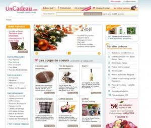 Un cadeau.com pour trouver un idée cadeau