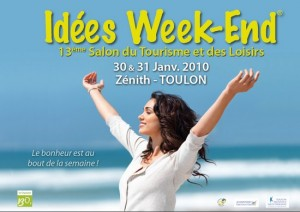 Salon du tourisme et des loisirs à TOulon
