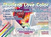 Soirée Student Love à la Villa