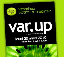 Var Up : le salon de l'entreprise à Toulon