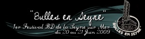 Festival BD de la Seyne sur mer Bulles en Seyne