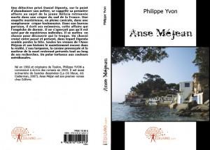 Couverture de l'ouvrage Anse Mejean de Philippe YVON