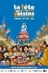 Fête des Voisins 2010 à TOulon