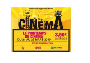 Printemps du cinéma 2010 à Toulon et dans le Var