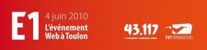 E1, 43 117 le rendez-vous du WEB à TOULOn
