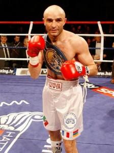 Léva Kirakosyan combattra le 29 mai à TOulon
