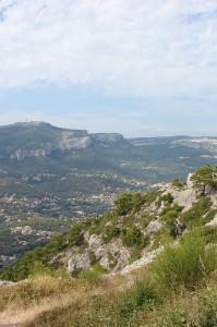 Course des 3 Forts 2010 au Mont Faron