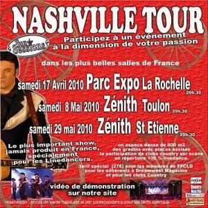 Le Nashville Tour à Toulon