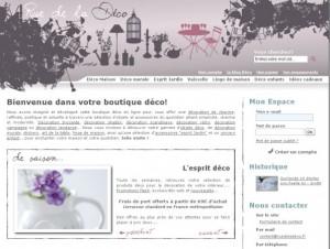 Florence TROSSAT, RUE DE LA DECO