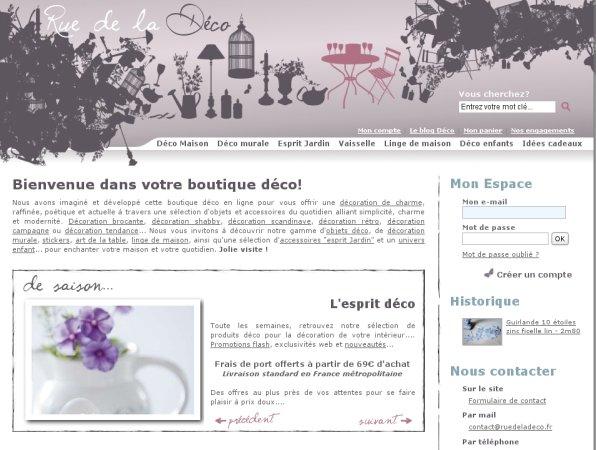 florence trossat rue de la deco toulon actualite tourisme. Black Bedroom Furniture Sets. Home Design Ideas