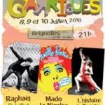 Festival des Garrigues 2010 à Brignoles