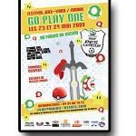 2ème festival Jeux Vidéo et Manga Go Play One à Hyères