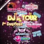 1ère Demi-Finale du DJ In Tour 2010 à La Villa Bivona
