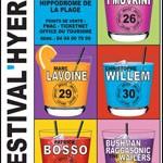 Festival Hyères à l'Hippodrome de Hyères les Palmiers
