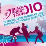 Finale du Beach Rugby Tour à Bormes les Mimosas