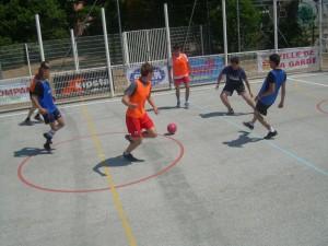Tournoi de Quick Soccer en Arena à Toulon