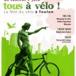 Fête du vélo 2010 à Toulon