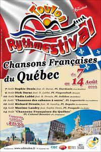 Festival Rythmestival 2010