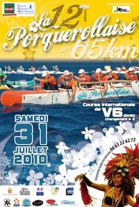Course de Pirogues Polynésiennes à Toulon