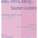 Baby-sitting dating à Toulon