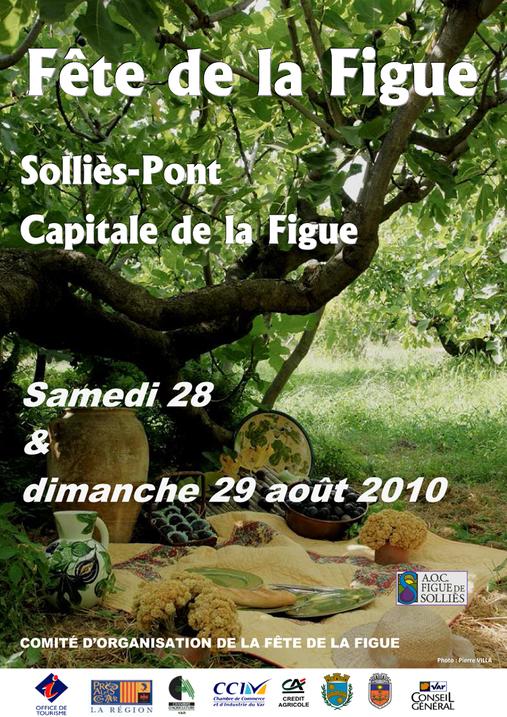 Fête de la figue 2010 à Solliès Pont
