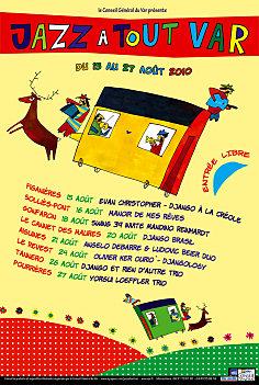 Jazz à tout Var 2010