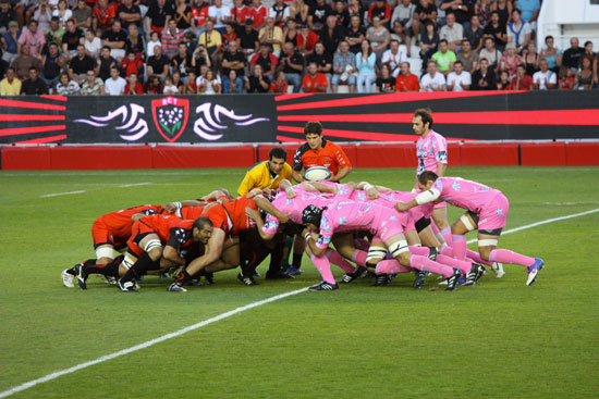 RCT : 3 matchs amicaux en août 2011