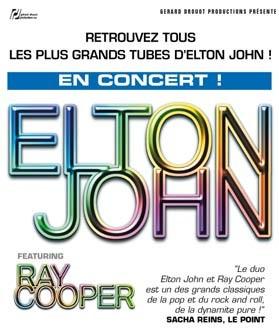 Concert Elton John Toulon