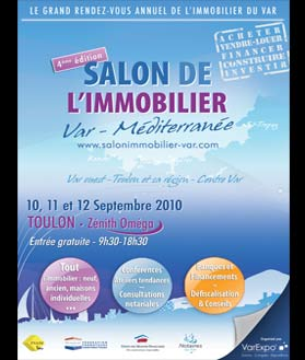 Salon de l'immobilier 2010