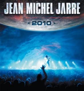 Concert de Jean-Michel Jarre à Toulon
