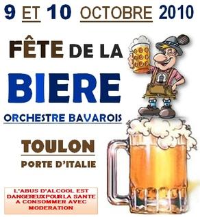 Fête de la Bière à Toulon