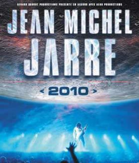 Concert Jean-Michel JARRE Toulon