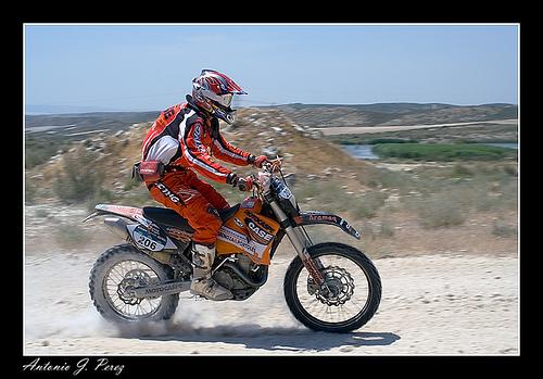 Rallye Moto du Var 2011